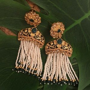 Indian unique earrings